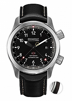 Bremont Martin Baker MBIII GMT Anthracite