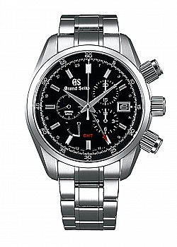 Grand Seiko Spring Drive Chronograph GMT