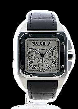 Cartier Santos 100 Chronograph (6)