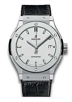 Hublot Classic Fusion Titanium Opalin