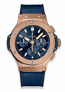 Hublot Big Bang Gold Blue