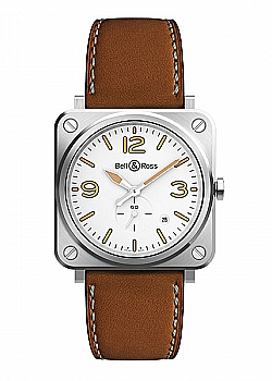 Bell & Ross BR S White Heritage