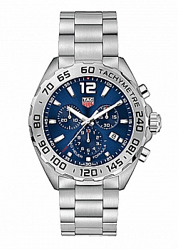 TAG Heuer Formula 1 Analogue Chronograph Blue