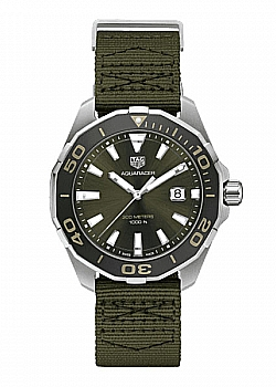 TAG Heuer Aquaracer Green