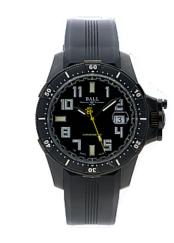 Ball Engineer Hydrocarbon Black (753)