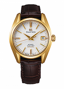 Grand Seiko Hi Beat 36000 20th Anniversary Yellow Gold Limited Edition