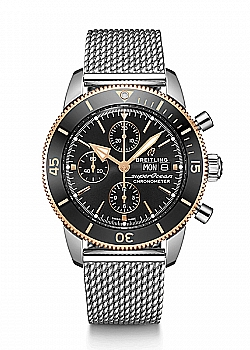 Breitling Superocean Heritage II Chronograph 44 Folding Clasp