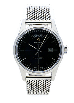 Breitling Transocean Day & Date (620)