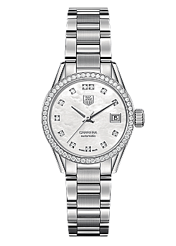 TAG Heuer Carrera Calibre 9 Mother of Pearl