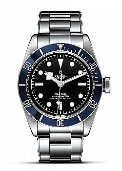 Tudor Black Bay Swiss Dive