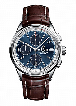Breitling Premier Chronograph 42 Tang-Type