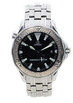 Omega Seamaster Pro 300 America's Cup Limited Edition (272)