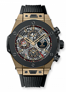 Hublot Big Bang Unico Perpetual Calendar Magic Gold Ceramic