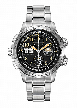 Hamilton Khaki X-Wind Day Date Auto Chrono Limited Edition