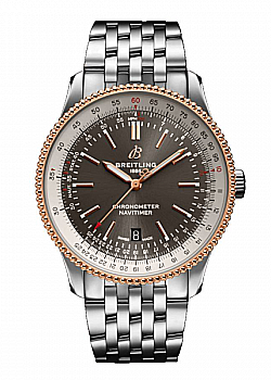 Breitling Navitimer Automatic 41 Grey Stainless Steel