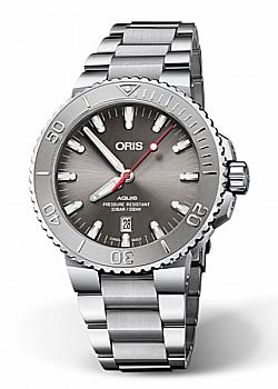 Oris Aquis Date Relief - PRE ORDER