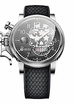Graham Chronofighter Grand Vintage Ltd Skull