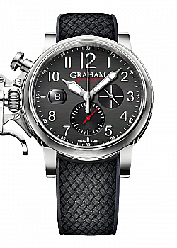 Graham Chronofighter Grand Vintage - Arabic Numerals
