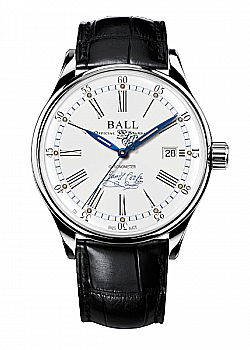 Ball Trainmaster Endeavour Chronometer Limited Edition