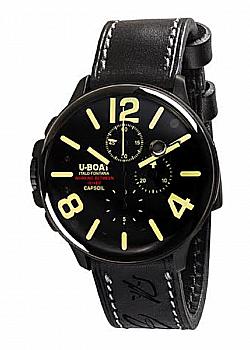 U-Boat Capsoil 45 Chronograph DLC- PRE ORDER