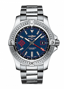 Breitling Avenger Royal Air Force Red Arrows Limited Edition folding Clasp
