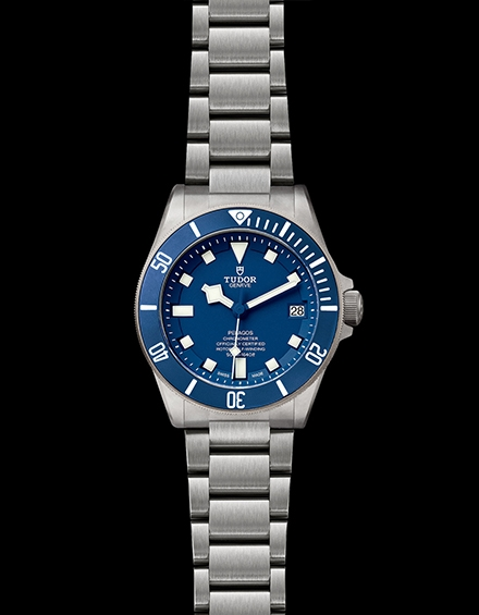 Tudor Pelagos Titanium Blue 42mm Gents Automatic