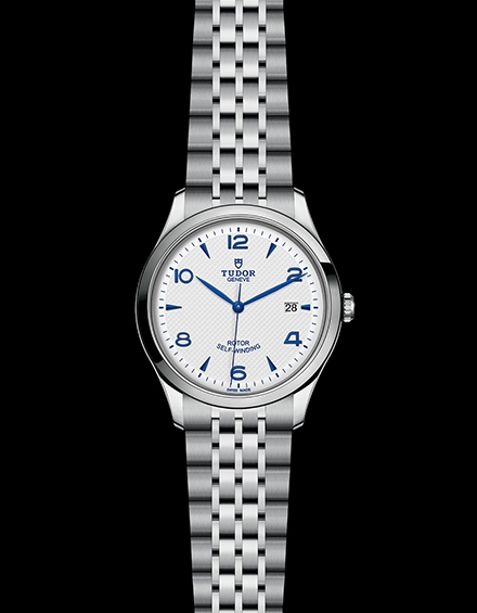 Tudor 1926 Stainless Steel White 41mm Gents